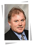 Business Representative Ted Swzec