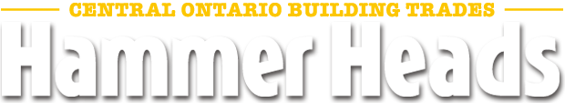 Central Ontario Building Trades - Hammerheads