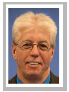 Business Manager/ Financial Secretary Steve Martin