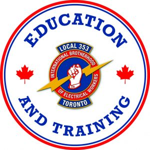 education and training committee emblem