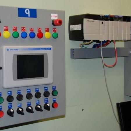 ControlLogix RSL5000 PLC