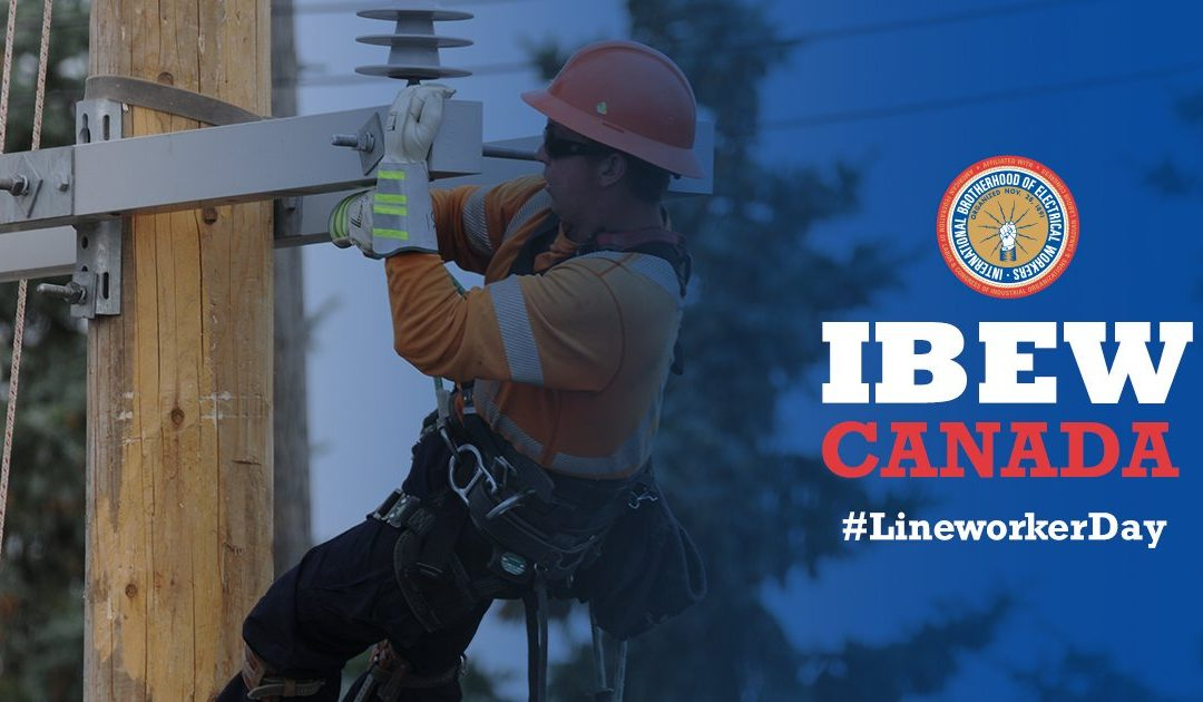 National Lineworker Appreciation Day